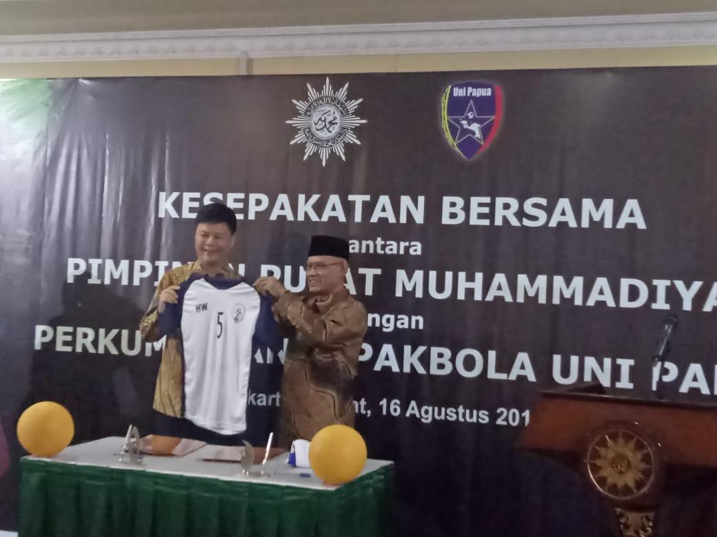 Ada Bola, Narkoba dan Walikota Bogor di Pusat Dakwah Muhammadiyah
