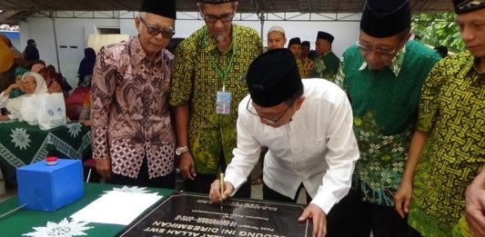 PCM Laweyan Surakarta Resmikan Gedung PAKYM
