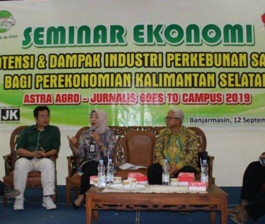 Industri Sawit Kalsel Fokus pada Peningkatan Produktivitas