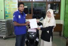 SD Muhammadiyah 1 Ketelan Raih Hadiah Yamaha N-Max
