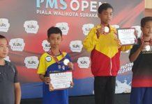 Siswa SMP Muhammadiyah PK Juara Wushu Provinsi