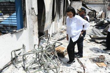 Sri Mulyani Apresiasi Keberanian Pegawai BC Sewaktu Kericuhan Papua