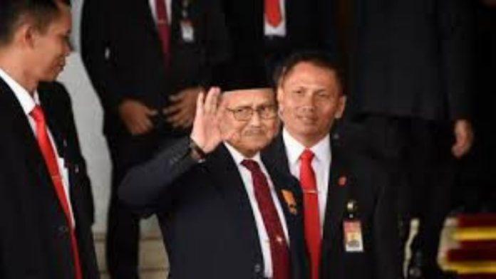 Presiden BJ Habibie Wafat