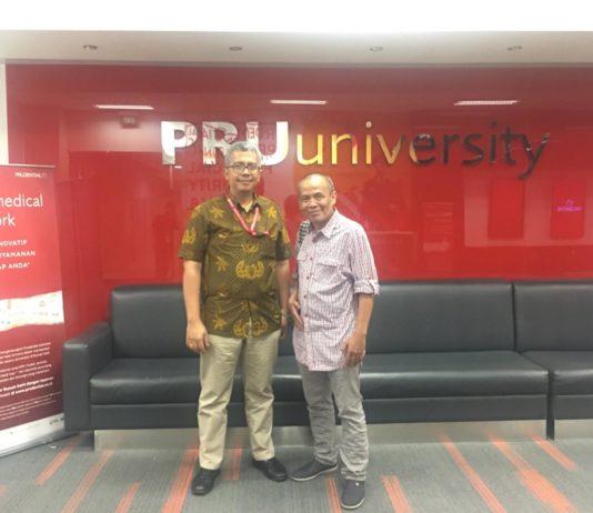 Webinar Pru University