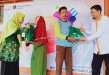 SD Muhammadiyah 1 Ketelan Gelar Baksos Warga Sragen