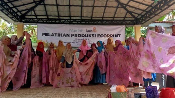Pesona Ecoprint Banjar Negara