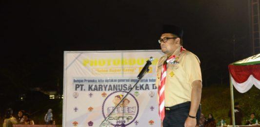 Generasi Unggul Indonesia Maju Digodok di Telen Super Camp