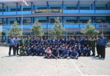 SMK Muhammadiyah 1 Gelar Latihan Dasar Ketarunaan