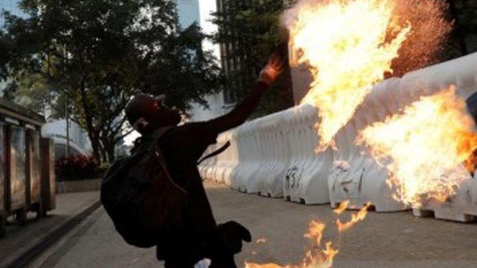 Demokrasi Masih Terus Diperjuangkan di Hongkong