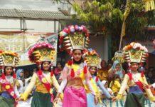 Kemeriahan Festival Tjimanoek 2019 di Indramayu