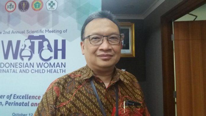 Direktur Utama Rumah Sakit Anak dan Bunda (RSAB) Harapan Kita Dr. dr. Didi Danukusumo, Sp.OG (K)