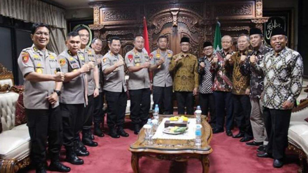 Kapolri Berkunjung Ke PP Muhammadiyah