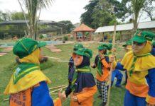 SD Muhammadiyah PK Kottabarat Solo Gelar Smart Children Camp