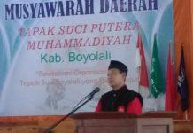 Tapak Suci Putera Muhammadiyah PIMDA 051 Boyolali Gelar Musyda
