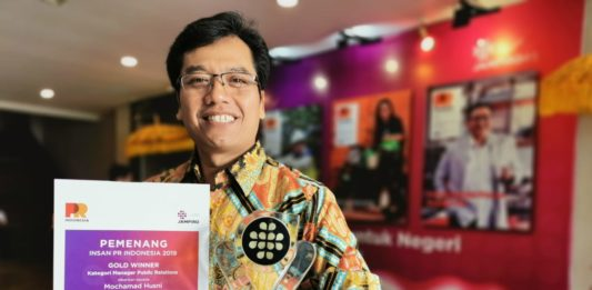 PR Astra Agro Raih Kategori Tertinggi Insan PR Indonesia