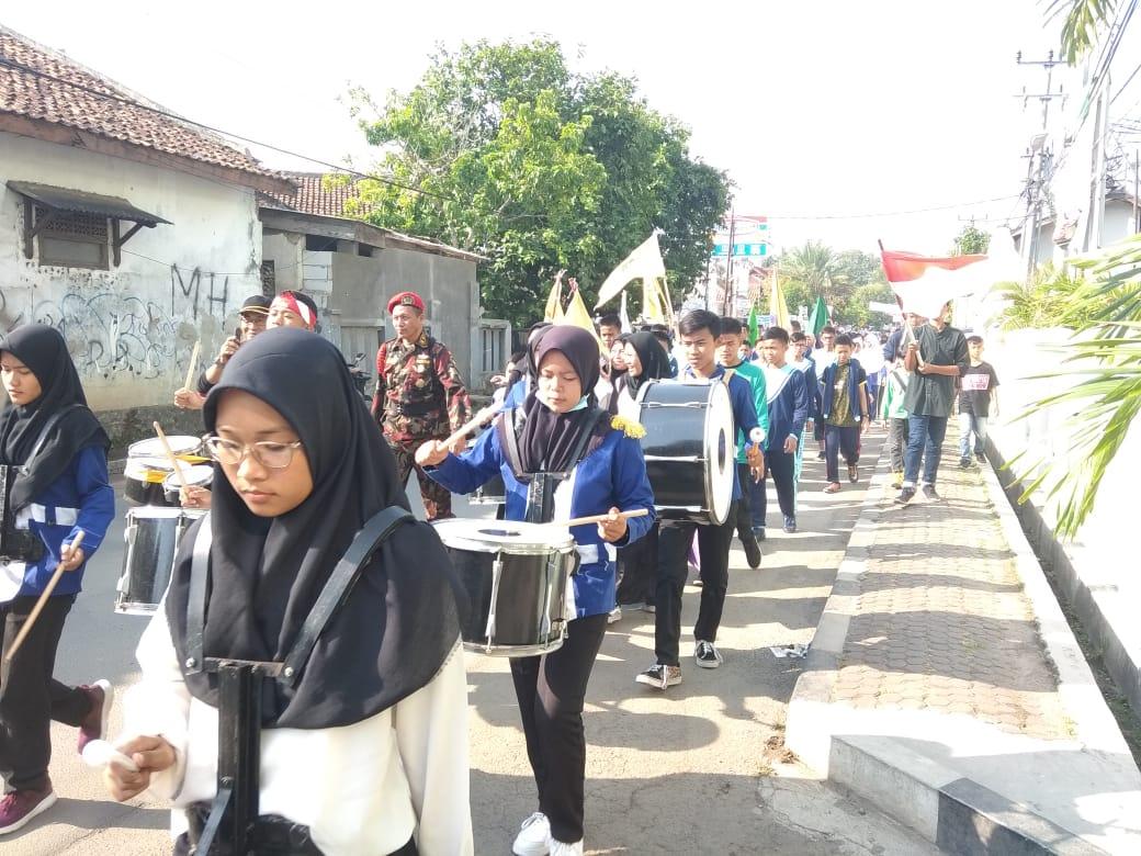 Rangkaian Milad ke-107 Muhammadiyah di Kota Serang