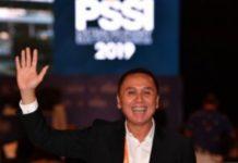Iwan Bule Pimpin PSSI