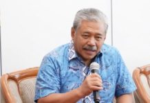 Ketua Umum FORMI Haryono Isman (ist)