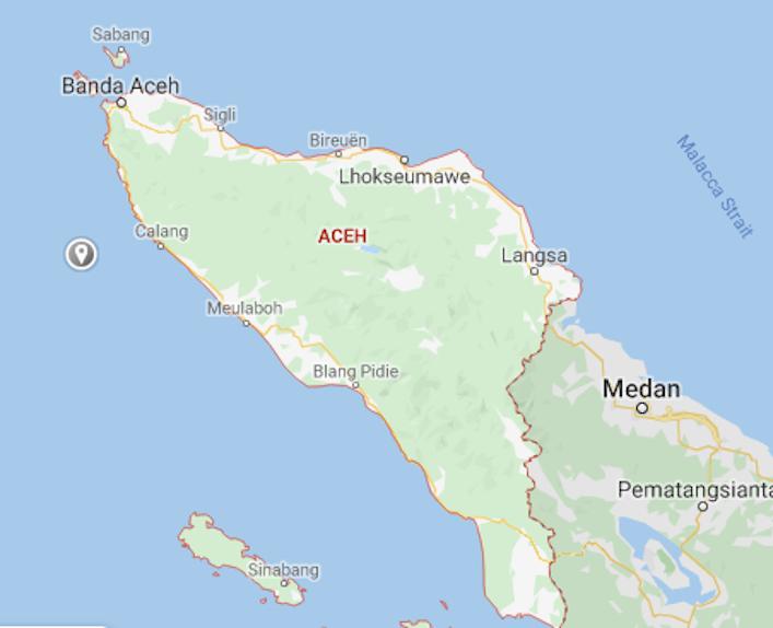 Kata Aceh Di Google Maps Munculkan Pria Telanjang Anti Syariah Menara62