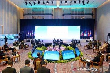 Prabowo: ASEAN Jadi Penyeimbang di Kawasan Indo-Pasifik