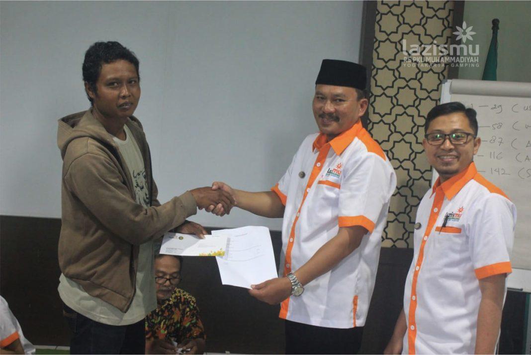 Sebanyak 114 Anak Terima Dana Pendidikan dari LazisMu PKU Muhammadiyah