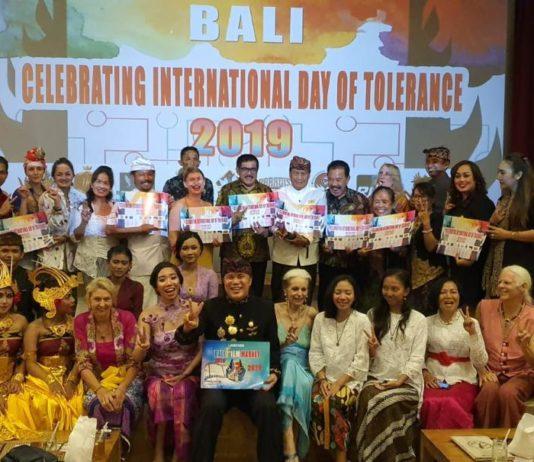 Hari Toleransi Sedunia Berlangsung Meriah Di Bali