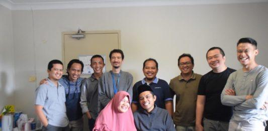 Dapat Kawan Baru, Dosen Universitas Muhammadiyah Solo