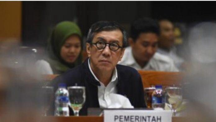 Menkumham: RUU Terkait Omnibus Law dan Pemindahan Ibukota Prioritas