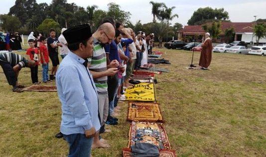 Kekeringan Berkepanjangan, Muslim Australia Shalat Minta Hujan