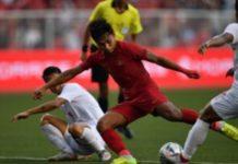 Indonesia Melangkah Ke Final Setelah Menang Atas Myanmar