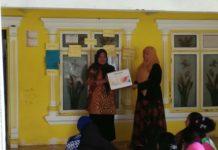 Aisyiyah Pangkep di Pulau Podang-Podang Bangun Kemandirian Ekonomi