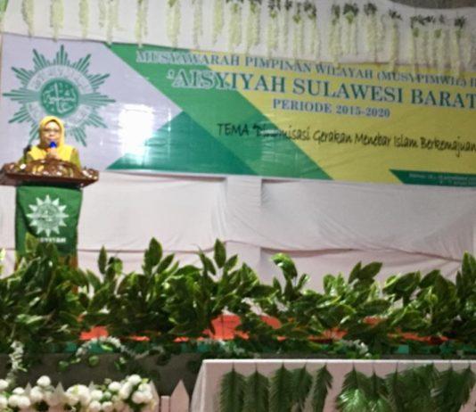 Musypimwil II 'Aisyiyah Sulbar Menebar Islam Berkemajuan