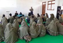 Siswa SMP Muh 1 Simpon Sit In SMA Muh PK Kottabarat