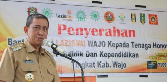 Dewan Syariah Lazismu Wajo Dukung Pemberian Insentif Kepada PTK Persyarikatan Muhammadiyah
