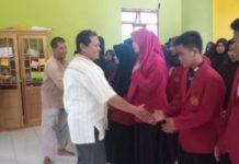 DPD IMM Kalteng Lantik Pimpinan Cabang Pulang Pisau