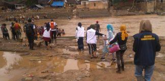 Bantuan Muhammadiyah Sudah Disalurkan