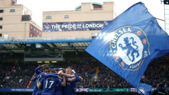 Chelsea Berjaya Taklukkan Tottenham
