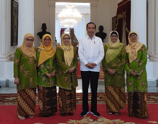 Presiden Siap Hadiri Muktamar 48 Muhammadiyah 'Aisyiyah
