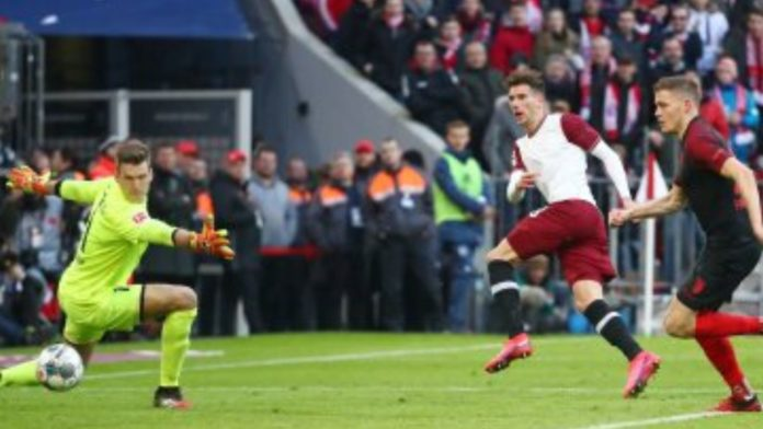 Liga Jerman Tetap Berjalan, Bayern di Pucuk Klasemen Kalahkan Augsburg