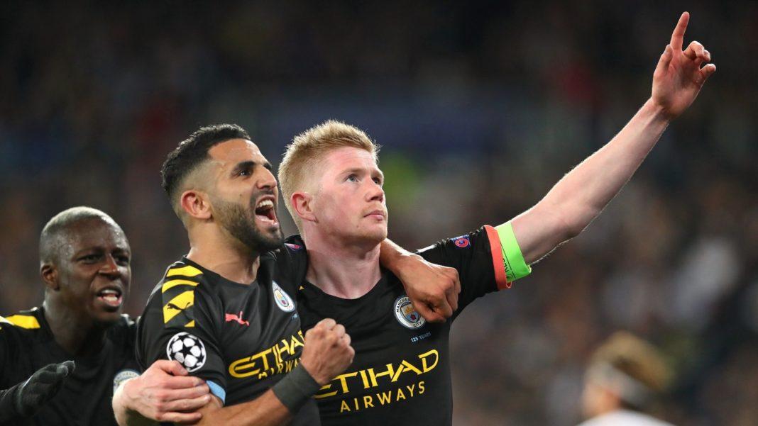 Stadion Wembley Saksi Kemenangan Manchester City