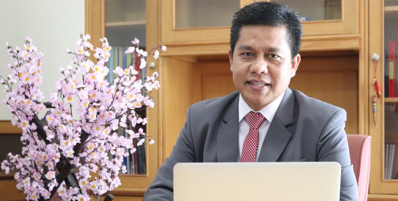 Wakil Rektor Bidang Akademik dan Kerja sama UMP, Dr. Jebul Suroso.