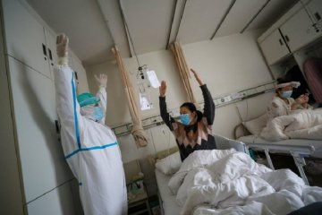 70 orang dikarantina COVID-19 terperangkap di China