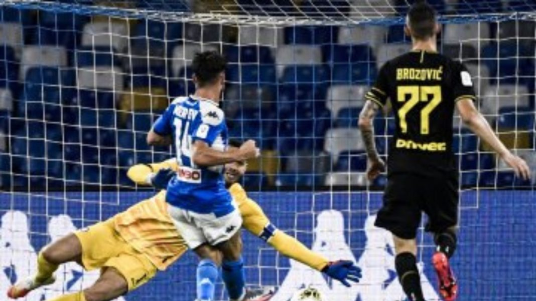 Napoli Melaju Ke Final Coppa Italia