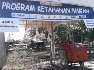 Program ketahanan Pangan dari Muhammadiyah Pulang Pisau (Doc.MPI)