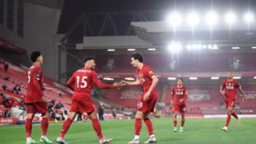 Liverpool Penen, Tundukkan Chelsea 5-3