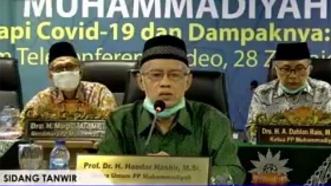 Muktamar Muhammadiyah ke-48 Diundur Hingga Tahun 2022