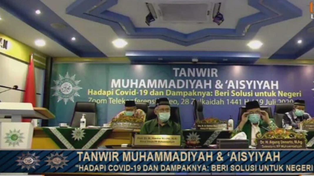 Pidato iftitah Tanwir