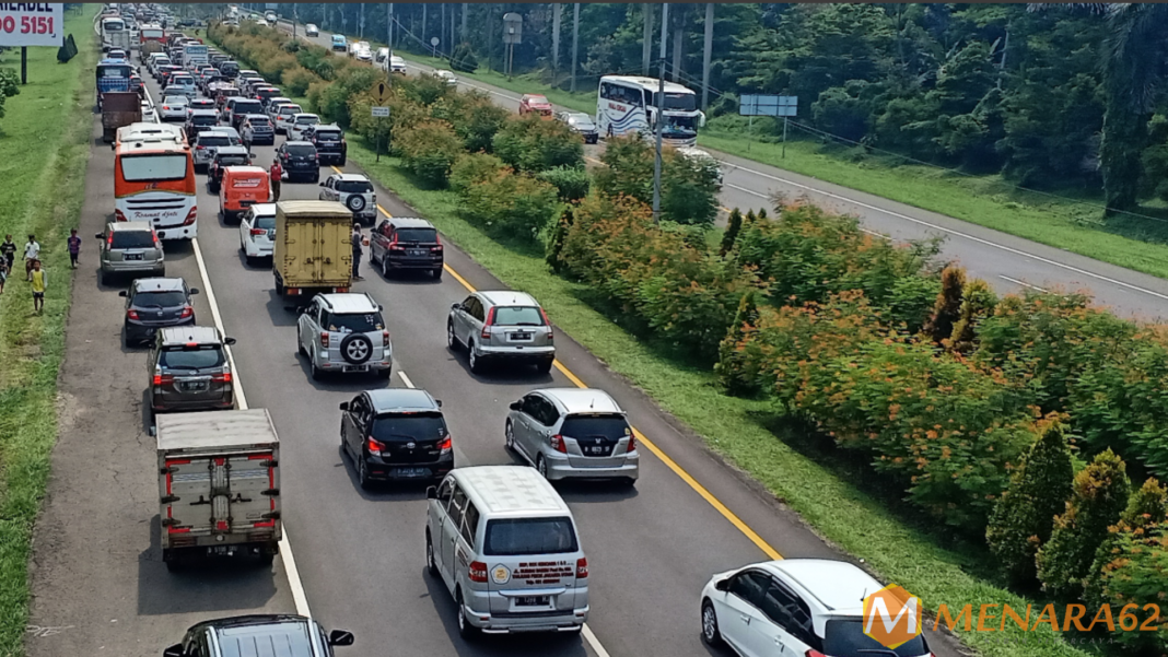 Libur Panjang, Ratusan Kendaraan Serbu Kota Bogor