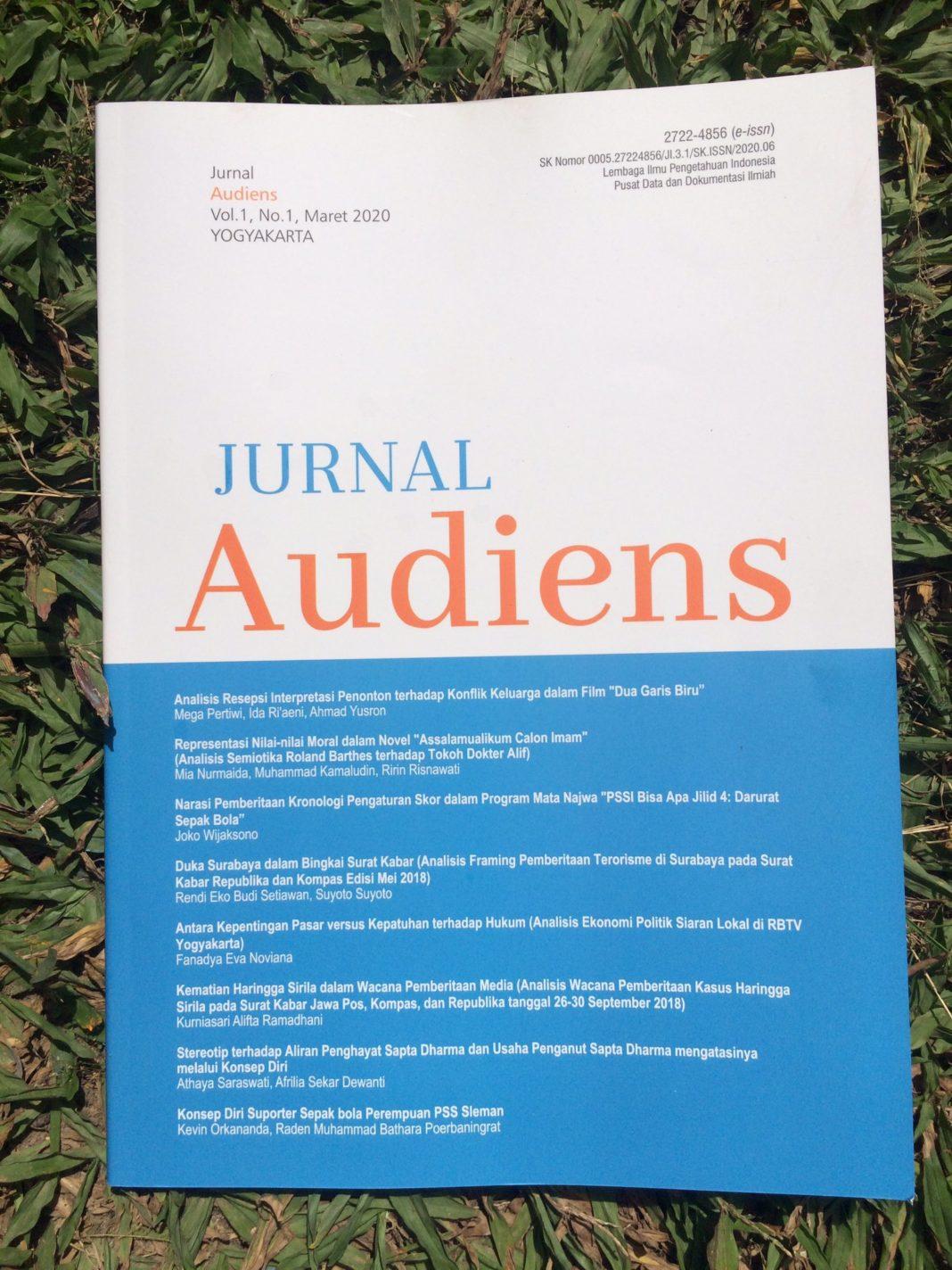 14 Artikel Mahasiswa Ilmu Komunikasi Umy Terbit Di Jurnal Audiens Menara62