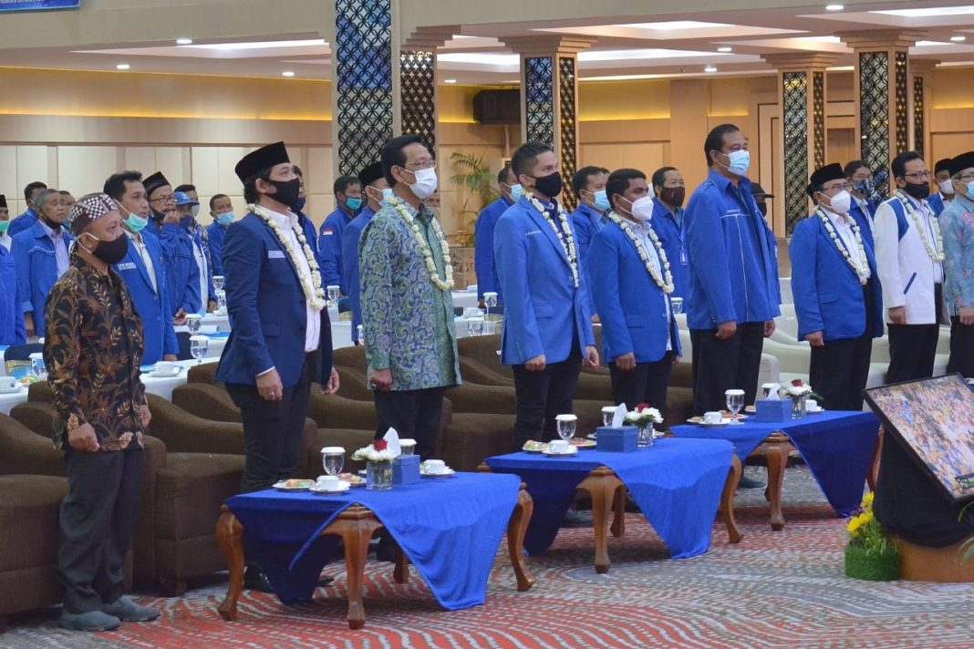 Musywil V DPW PAN DIY Dihadiri Sultan Hamengkubuwono X